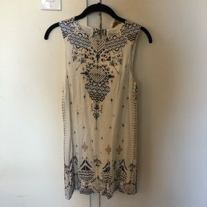NWT Urban Outfitters Printed Shift Dress